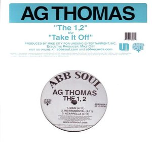 Image for 'AG Thomas'