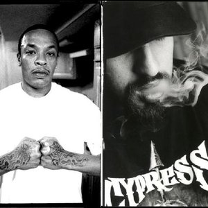 Image for 'Dr. Dre & B Real'