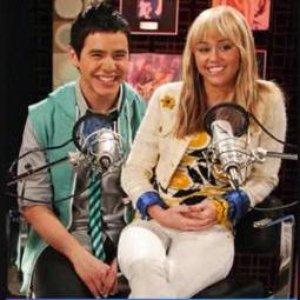 Image for 'Miley Cyrus and David Archuleta'