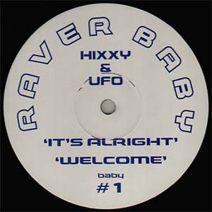 Image for 'Hixxy & UFO'