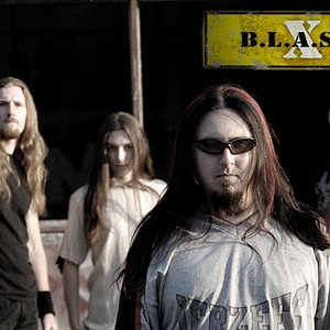 Image for 'BLAST X'