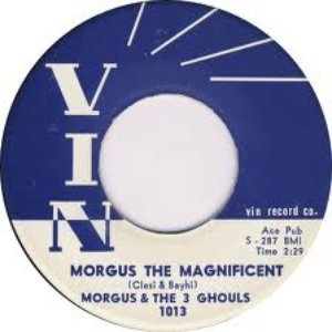 Image for 'Morgus And The Ghouls'