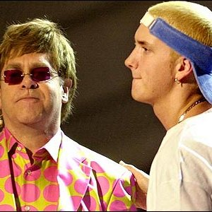 Image for 'Eminem & Elton John'