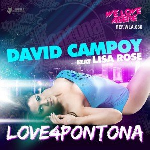 Image for 'David Campoy feat. Lisa Rose'