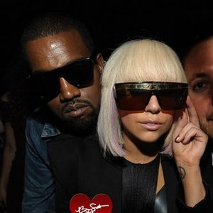 Image for 'KiD CuDi feat. Kanye West, Common, Lady Gaga'