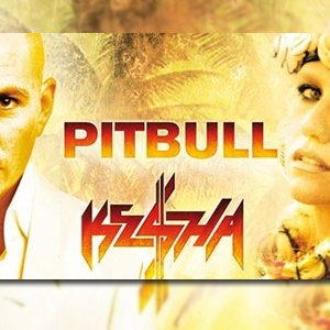 Image for 'Kesha ft. Pitbull'
