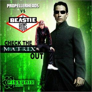 Image for 'Beastie Boys vs the Matrix'