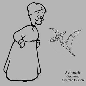 Imagen de 'Asthmatic Cumming Ornithosaurian'