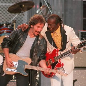 Image for 'Bruce Springsteen & Chuck Berry'