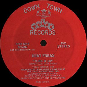 Image for 'Beat Freax'