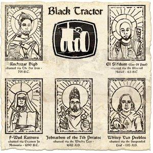 """""""Black Tractor""""的封面"""
