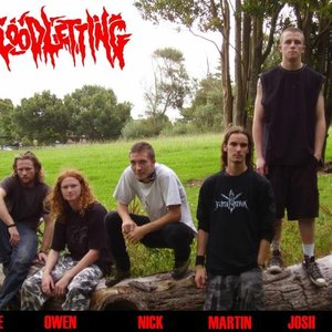 Image for 'Bloodletting'