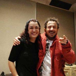Image for 'Tom Zé e Andréia Dias'