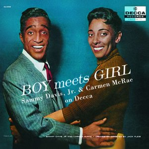 Image for 'Sammy Davis Jr. & Carmen McRae'