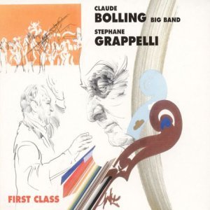Image for 'Stephane Grappelli & Claude Bolling'