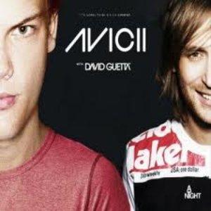 Image pour 'Avicii & David Guetta'