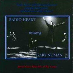 Immagine per 'Radio Heart featuring Gary Numan'