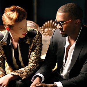 Image for 'La Roux feat. Kanye West'