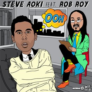 Image for 'Steve Aoki feat. Rob Roy'