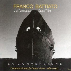 Image for 'Franco Battiato - Juri Camisasca - Osage Tribe'