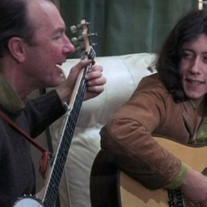 Image for 'Arlo Guthrie & Pete Seeger'