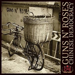 Image for 'Chinese Democracy'