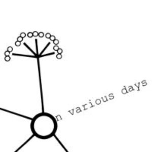 Image for 'On Various Days'