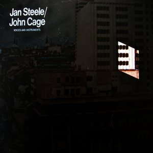 Image for 'John Cage and Jan Steele'