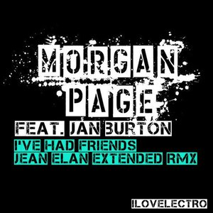 Image for 'Morgan Page feat. Jan Burton'