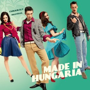 Image for 'Made in Hungaria'