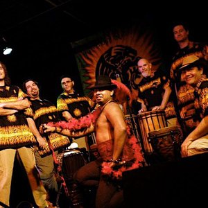 Image pour 'Dragon Ritual Drummers'
