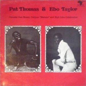 Image for 'Pat Thomas & Ebo Taylor'