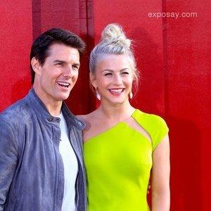 Immagine per 'Julianne Hough & Tom Cruise'