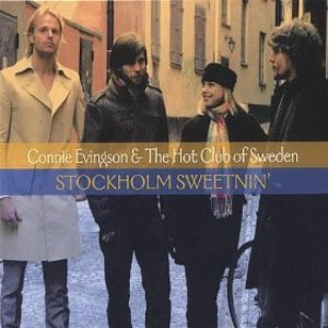 Image for 'Connie Evingson & the Hot Club of Sweden'