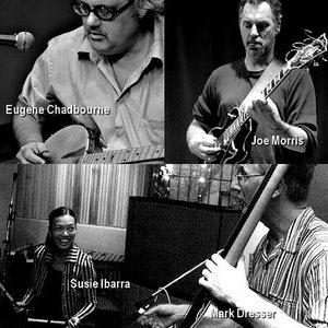 Image for 'Eugene Chadbourne, Mark Dresser, Susie Ibarra, Joe Morris'