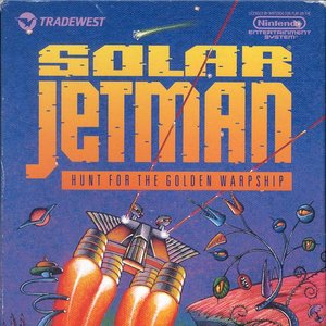 Image for 'Solar Jetman'