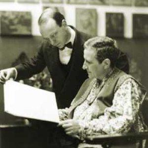 Image for 'Gertrude Stein & Virgil Thomson'