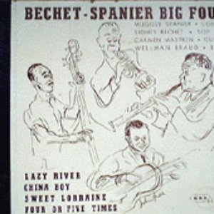 Image for 'Bechet-Spanier Big Four'