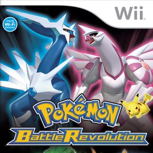Image for 'Pokémon Battle Revolution'