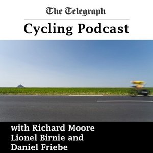 Image for 'The Telegraph Cycling Podcast'