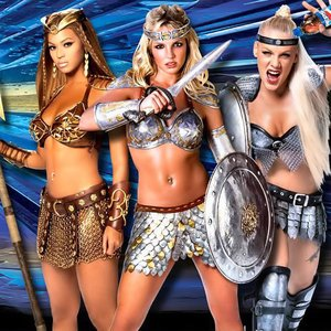 Image for 'Britney Spears, Beyoncé & P!nk'