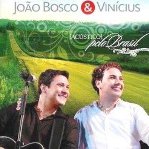 Image pour 'João Bosco & Vinicius Acústico pelo Brasil'