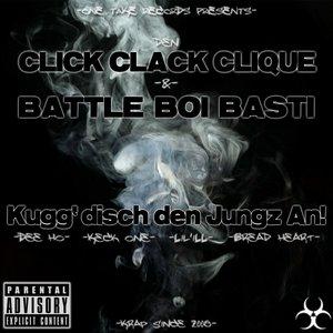 Bild für 'Click Clack Clique & Battle Boi Basti'
