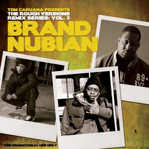 Image for 'Brand Nubian & Tom Caruana'