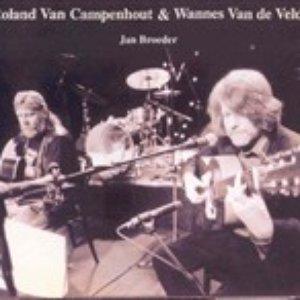 Image for 'Roland Van Campenhout & Wannes Van de Velde'