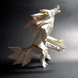 Image for 'Origami Werewolf'