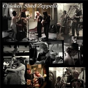 Image for 'Chicken Shed Zeppelin'