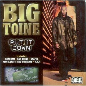 Image for 'Big Toine'