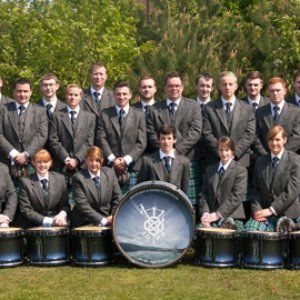Image for 'Inveraray & District Pipe Band'