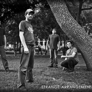 Image for 'Strange Arrangement'